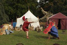 Gladiatoren Training