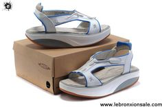 Buy Latest Listing MBT Women Sandals Shoes Staka Dawn Sandals White For Sale
