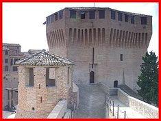 Rocca di Mondavio pagina 2, Castelli della provincia di Pesaro-Urbino, Castelli delle Marche