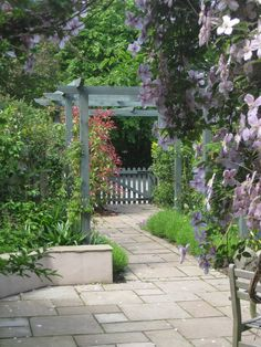 Garden designed by Joy Grey, Goose Green Design, Scotland
