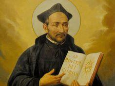 ORACIONES PODEROSAS : Cédula de San Ignacio de Loyola