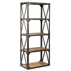 Bleeker Bookcase