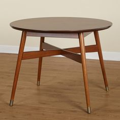 angelo:HOME Allen Mid Century Dining Table