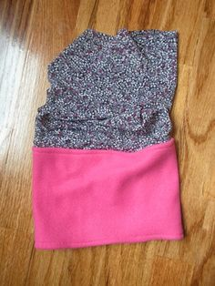 How to Make a Stylish Neck Gaiter