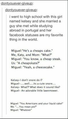 Cheesecake Funny