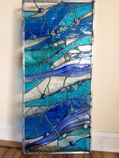 Modern Stained Glass, Faux Stained Glass, Stained Glass Designs, Stained Glass Panels, Stained Glass Projects, Stained Glass Patterns, Leaded Glass, Mosaic Glass, Mosaic Mirrors