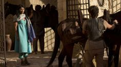 Baucis and Jason in The Furies ~ Atlantis Season 1 Episode 8