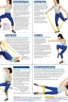 abs + butt workout; oct '13 Fitness
