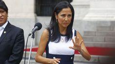 """Nadine Heredia: """"El 70% de las compras eran para Rocío Calderón"""""""