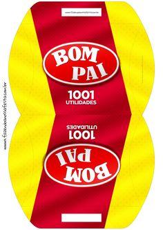 Maletinha Kit Bom Pai