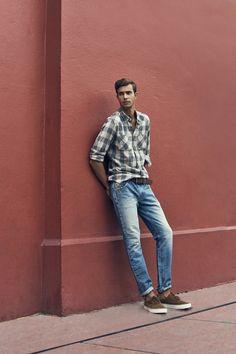 Colección Junio Hombre TNS 2015  / Ir a comprar camisa: www.tennis.com.co