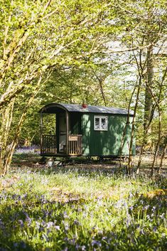 The rewilding of Knepp Castle, Isabella Tree and Charlie Burrell's Sussex estate Garden Huts, Art Shed, Tin House, Tent Design, Ice Houses, Shepherds Hut, Tiny House Living, Wonderful Places, The Great Outdoors