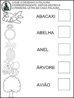 New activities with vowel A - Early Childhood Education - Einrichtungsstil Portuguese Lessons, Early Childhood Education, Dangles, Beautiful Pictures, Told You So, Activities, Star Earrings, Drawing, Letter E Activities