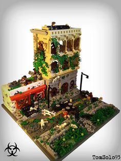 LEGO Apocalypse - 28 Years Later (Brooklyn,NYC)   Flickr - Photo Sharing!
