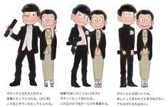 Oso, kara,choro posing with mom Me Me Me Anime, Anime Guys, Manga Anime, Laughing And Crying, Funny Scenes, Ichimatsu, Manga Illustration, Manhwa, Brother