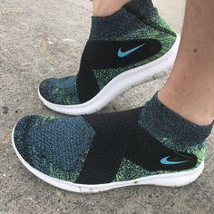 4c0c68c029dbb Nike Free RN Motion Flyknit 2017. Ist es Laufschuh oder eine Laufsocke