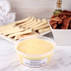 Brothers Products Hummus Traditional