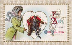 You Auto Be My Valentine- Antique Postcard- Edwardian Motorist- Driving… Victorian Valentines, Vintage Valentines, Valentines Day Couple, Be My Valentine, Stages Of Love, Old Love, Vintage Greeting Cards, Vintage Love, Vintage Photographs