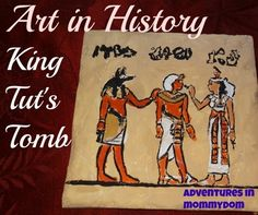 art in history Ancient Egypt art kit