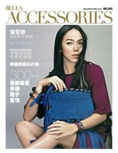 Gucci Cover - Cittabella Malaysia, April 2014