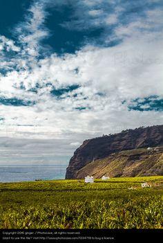 Foto 'La Palma - Fels in der Brandung' von 'ginger.'