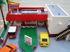 Lego Sculptures Of Tacos, Donuts, Chick-Fil-A And In-N-Out Make Us Hungry (PHOTOS)