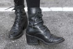 FOR THE LOVE OF RAW BOOTS | Marie Jedig