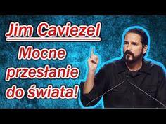 Jim Caviezel - Mocne przesłanie do świata! Jim Caviezel, Actors, Youtube, People, Inspiration, Politics, Biblical Inspiration, People Illustration, Youtubers