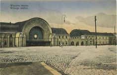 Railway Station Viipuri