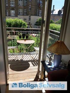 Hammershusgade 3, st. th., 2100 København Ø - Dejlig andelsbolig med stor solrig altan #andel #andelsbolig #andelslejlighed #kbh #københavn #østerbro #selvsalg #boligsalg #boligdk