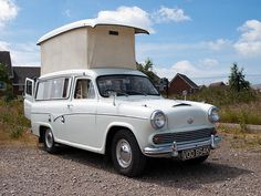 Morris A60 Suntor Camper Van Car Camper, Camper Van, Morris Marina, Classic Campers, Old Lorries, Old Campers, British Car, Motor Homes, Tortoises