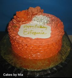 Cakes By Mia is about to make life a little bit more delicious and a lot more fun. We offer a range of fillings and No two orders are ever the same. https://www.facebook.com/pg/miacakes4u/photos/?tab=albums #CakesbyMia  #Miacakes4U #Bizcochos  #Dominicancakes  #HappyBirthday  #Cake #NewJerseyCake #WestNewYorkCake #rufflescake