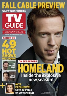 HOMELAND - September 30 2013 - TV GUIDE