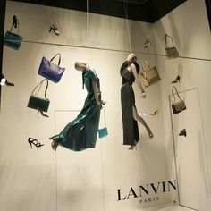 """LANVIN,Paris,France,""""Birds flying high,You know how we feel,Sun in the sky,You know how we feel,It's a new life,For us,And we are feeling good"""",lyrics Michael Buble,pinned by Ton van der Veer"""