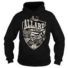 Its an ALLARD Thing (Eagle) - Last Name, Surname T-Shirt