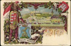 Pozsony Sz.K.V.; Pozsony vármegye | Képcsarnok | Hungaricana