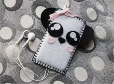 felt ipod cases kawaii