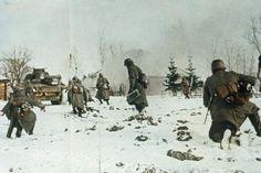 Schlacht um Moskau/dt.Infanterie/Gefecht