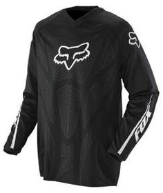 Fox - 2013 Blackout Jersey (Adult & Youth)