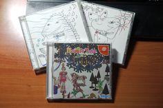 Napple Tale (DC) with Original Sound Track. (妖精図鑑、怪獣図鑑)
