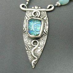 Precious Metal Clay Jewelry - reviews and photos.