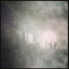 Paranapiacaba on fog!
