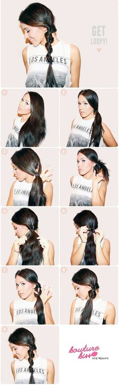 Hairstyles For Busy Mornings14