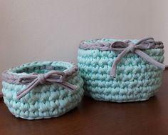E esse conjuntinho vai pra minha irmã querida! #cestofiodemalha #crochet #trapilho #trapillocrochet