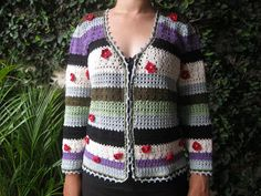 Miss Flower Croche  Has a link to graph.