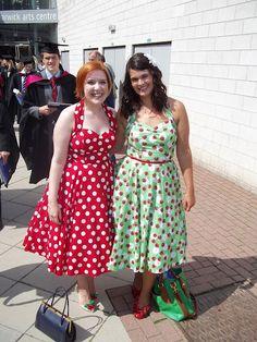 Vivien of Holloway dresses! #sewdollyclackett