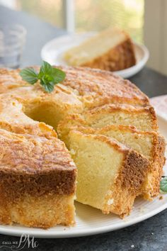 by Paula Jones. To-die for Amaretto Pound Cake is moist and delicious. With a hint of almond, it's great served plain or with berries, cream or ice cream. Amaretto Pound Cake is pound cake flavored with an almondliqueur. Made from scratch, it's rich, buttery, moist, and completely, insanely delicious!