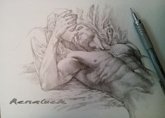 Romantic Scene by aenaluck.deviantart.com on @DeviantArt