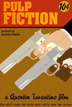 Pulp Fiction by carrotsandeggs