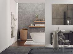 Je dôležité, aby doplnky neboli len estetické, ale aj praktické. Na trhu je naozaj široká škála uterákov, žiniek, predložiek k umývadlu, sprche i vani.